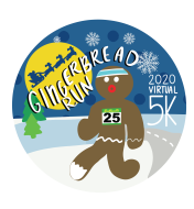 Belleville Gingerbread Virtual Endurance Challenge 2020