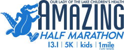 Our Lady of the Lake Children's Health Amazing Half Marathon