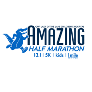 Our Lady of the Lake Children's Hospital Amazing Half Marathon