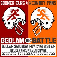 Bedlam 5k Battle