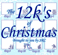 The 12k's of Christmas