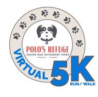 Polo's Refuge Virtual 5K Walk/Run