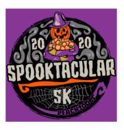 Peach Fest Spooktacular Virtual 5K
