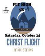 Christ Flight Fly High 5K Run/Walk
