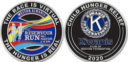 The Reservoir Run VIRTUAL Half Marathon and 5K, and associated Child Hunger Relief Programs