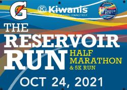 The Reservoir Run Half Marathon 5K, and Kids Fun Run