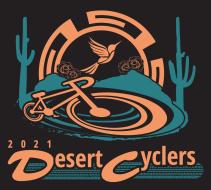 The 2021 Desert Cyclers- Virtual Bike Ride