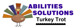 Abilities Solutions Virtual Turkey Trot