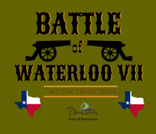 BATTLE OF WATERLOO 5K/10K TRAIL RUN