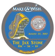 5th Annual Jax Stone 10k Run, 5k Run/Walk & 1 Mile Kids Run