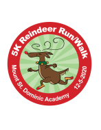 MSDA VIRTUAL 5K Reindeer Run/Walk