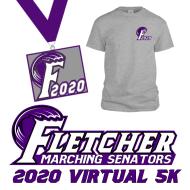 Fletcher Marching Senators Virtual 5K