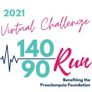 140 over 90 Year-Round Challenge