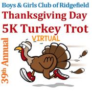 Boys & Girls Club of Ridgefield 39th Annual Turkey Trot