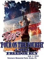 "Iggy's ""Four on the Fourth"" Freedom Run"""