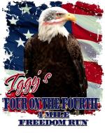 "Iggy's ""Four on the Fourth"" Freedom Run"""