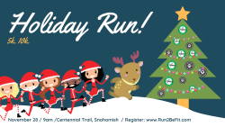 Holiday Run 5k, 10k