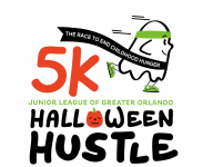 Junior League of Greater Orlando's Halloween Hustle 5K