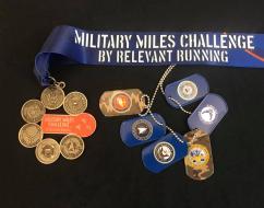 Military Miles Challenge