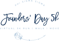 Phi Sigma Sigma Founders' Day 5K