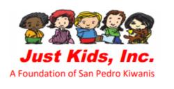 Just Kids, Inc. Virtual 5K