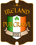 Ireland Pub Crawl Virtual Challenge