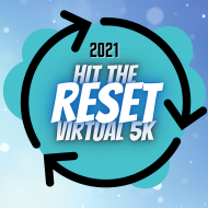 Hit the Reset Virtual 5K Run/Walk