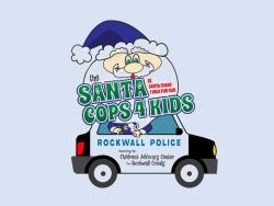 Santa Cops 4 Kids 5K and 1M Fun Run