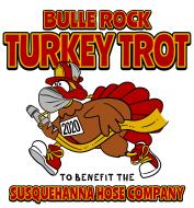 Bulle Rock Turkey Trot 5K - Virtual for 2020!