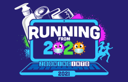 Run from 2020 -- Zoom into 2021