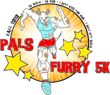 PALS Furry 5K Virtual Run/Walk