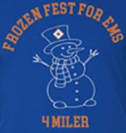 Frozen Fest for EMS 4 Miler: A Fundraiser for the South Orange Rescue Squad