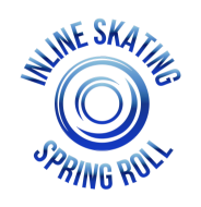 Inline Skating Spring Roll