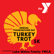 Lake Wales YMCA Turkey Trot 5k