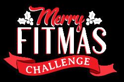 Merry Fitmas Challenge Logo