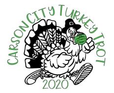CARSON CITY'S VIRTUAL TURKEY TROT 2020 - by St. Teresa