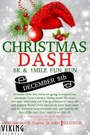 Viking Fitness Christmas Dash 5k