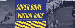 Super Bowl Virtual Race