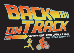 2021 BACK ON TRACK 30 DAY CHALLENGE!