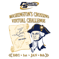 Washington's Crossing Virtual Challenge Presented by CompuScore