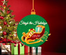 Sleigh the Holidaze Virtual 5k with optional 6-week challenge