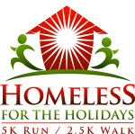 Homeless for the Holidays 5K Run/Walk VIRTUAL EDITION!