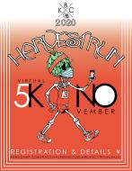6th Annual KBC Harvest Virtual Run/Walk