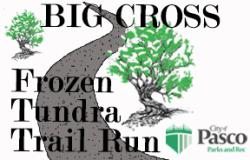 The Big Cross Frozen Tundra - 2.5mile Trail Run