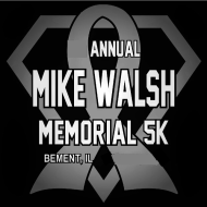 Mike Walsh Memorial 5K Run