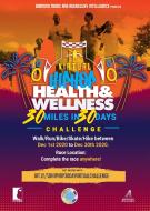SD Hip Hop  Health & Wellness 30-Day Virtual Challenge