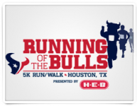 Running of the Bulls presented by H-E-B at NRG Park