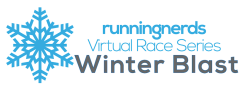runningnerds Winter Blast Virtual Race Series