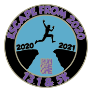 Escape from 2020 Virtual Run