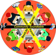 "BestLife.Events' Community ""Sound""table Zoom Forum"
